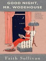 Good Night, Mr. Wodehouse: A Novel