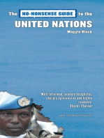 The No-Nonsense Guide to the United Nations