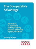 The Co-operative Advantage