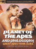 Planet of the Apes and Philosophy