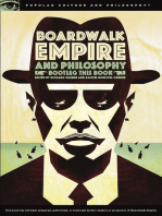 Boardwalk Empire and Philosophy