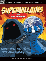 Supervillains and Philosophy
