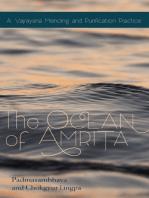 Ocean Of Amrita: A Vajrayana Mending and Purification Practice