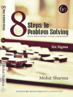 8 Steps to Problem Solving