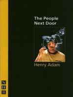 The People Next Door (NHB Modern Plays)