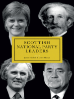 Scottish National Party (SNP) Leaders