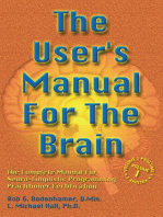 The User's Manual for the Brain Volume I