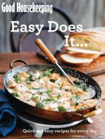 Good Housekeeping Easy Does It…: Quick and easy recipes for every day