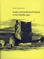 Gaelic and Gaelicised Ireland