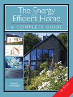 The ENERGY EFFICIENT HOME