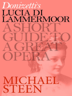 Donizetti's Lucia di Lammermoor: A Short Guide to a Great Opera