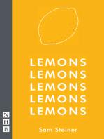 Lemons Lemons Lemons Lemons Lemons (NHB Modern Plays)