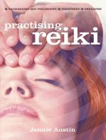 Practising Reiki