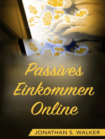 Passives Einkommen Online