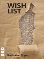 Wish List (NHB Modern plays)