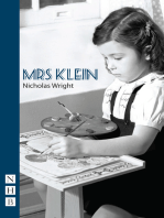 Mrs Klein (NHB Modern Plays)