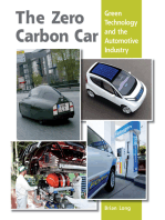 Zero Carbon Car: Green Technology and the Automotive Industry