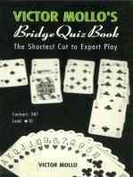 Victor Mollo's Bridge Quiz Book