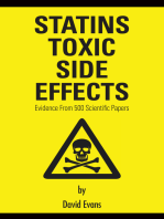Statins Toxic Side Effects