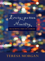 Every-person Ministry