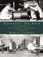 Adversity the Spur