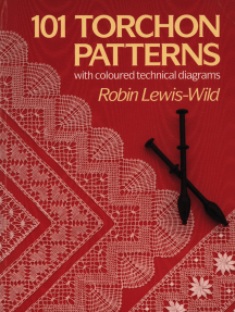Read 101 Torchon Patterns Online By Robin Lewis Wild Books