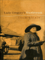 Lady Gregory's Toothbrush