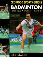Badminton: Technique, Tactics, Training