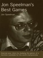 Jon Speelman's Best Games