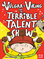 Vulgar the Viking and the Terrible Talent Show