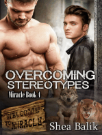 Overcoming Stereotypes, Miracle Book 4