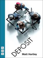Deposit (NHB Modern Plays)