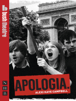 Apologia (NHB Modern Plays)