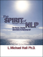 The Spirit of NLP - revised edition: The process, meaning and criteria for mastering NLP