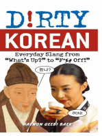Dirty Korean