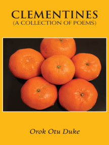 Clementines (A Collection of Poems)