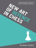New Art of Defence in Chess: chess defence tactics classic
