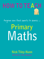 Primary Maths: Anyone can feed sweets to sharks