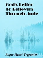 God's Letter To Believers Through Jude