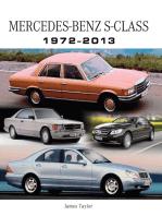 Mercedes-Benz S-Class 1972-2013