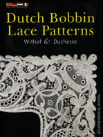 50 Dutch Bobbin Lace Patterns: Withof and Duchesse