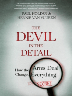 The Devil In The Detail: How The Arms Deal Changed Everything
