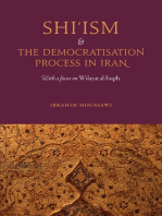 Shi'ism and the Democratisation Process in Iran