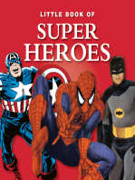 Little Book of Super Heroes