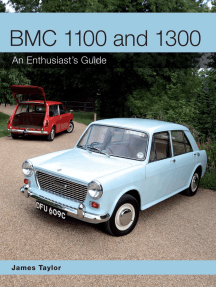 BMC 1100 and 1300: An Enthusiast's Guide