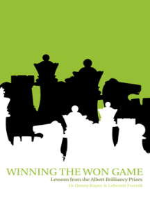 Winning the Won Game: Lessons from the Albert Brilliancy Prizes