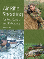 Air Rifle Shooting for Pest Control and Rabbiting