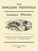 The English Festivals