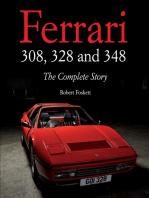 Ferrari 308, 328 and 348
