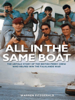 All in the Same Boat - The untold story of the British ferry crew who helped win the Falklands War